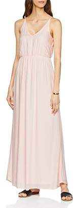 Vila CLOTHES Women's Vilinny Maxi Dress/dc Dress,(Manufacturer Size: 40)