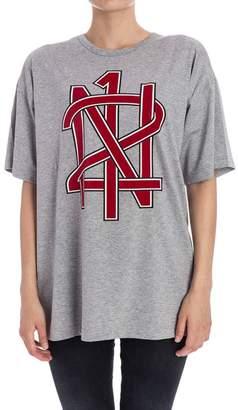 N°21 N.21 Cotton T-shirt