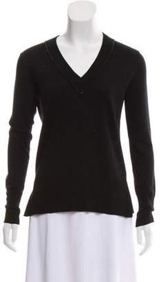 Rag & Bone Merino Wool Long Sleeve Sweater