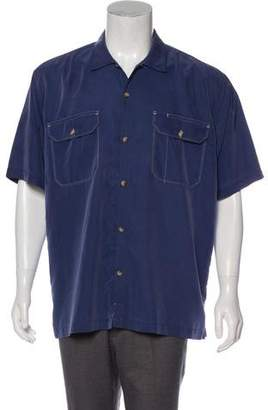 The North Face Woven Button-Up Shirt
