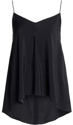 Brunello Cucinelli Pleated Silk Camisole