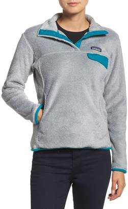 Patagonia Re-Tool Snap-T(R) Fleece Pullover
