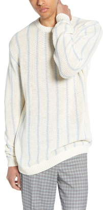 Topman Chunky Stripe Sweater