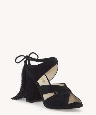 Sole Society Kaelina Strappy Block Heel Sandal