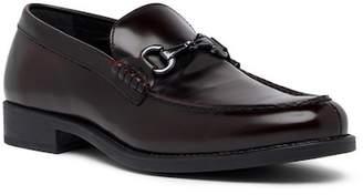 Kenneth Cole Reaction Moc Toe Leather Bit Loafer