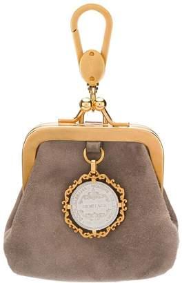 Dolce & Gabbana coin purse keyring