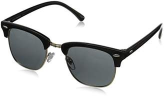 Lucky Brand Lucky Unisex-Adult D901bla50 Cateye Sunglasses