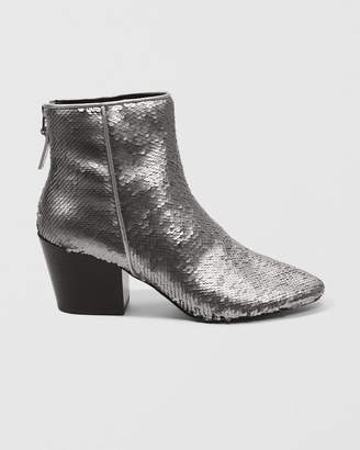 Abercrombie & Fitch Dolce Vita Sequin Coltyn Bootie