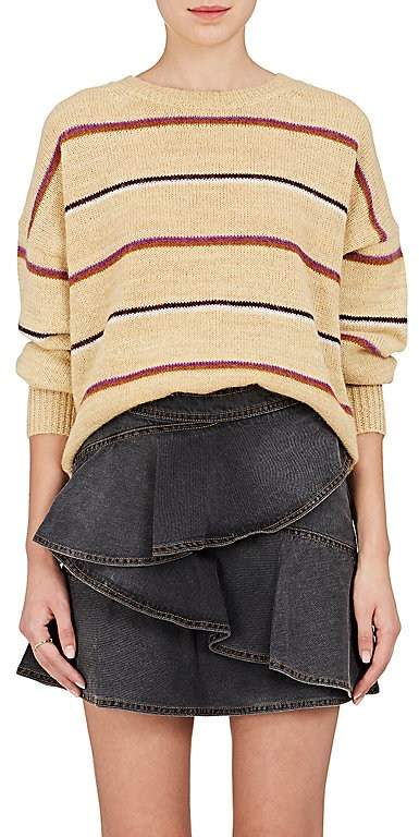 Isabel Marant Étoile Women's Gatlin Striped Alpaca-Blend Sweater