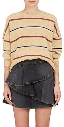 Etoile Isabel Marant Women's Gatlin Striped Alpaca-Blend Sweater
