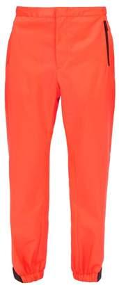Prada Tela Technical Track Pants - Mens - Pink