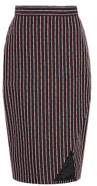 Altuzarra Wilcox stretch-cotton skirt