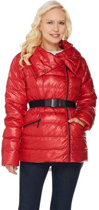 G.I.L.I. Got It Love It G.I.L.I. Belted Puffer Jacket