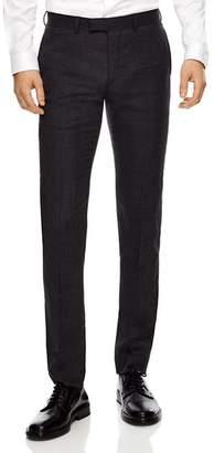 Sandro Berkeley Regular Fit Gray Wool Pants