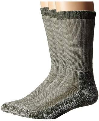 Smartwool Trekking Heavy Crew 3-Pack Crew Cut Socks Shoes