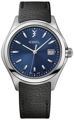 Ebel Wave Men's Stainless Steel Strap Watch