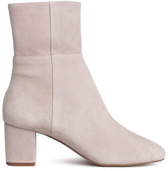 H&M Ankle Boots - Gray