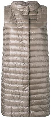 Herno padded vest $480 thestylecure.com