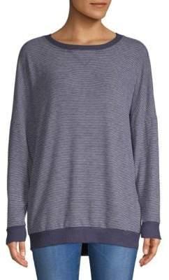 Joie Giardia Pinstripe Sweater