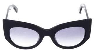 Max Mara Gem 2 Cat-Eye Sunglasses