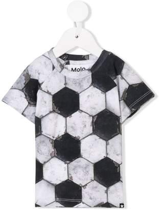 Molo football print T-shirt