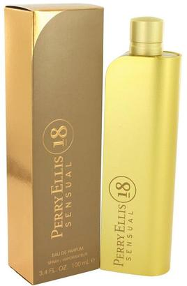 Perry Ellis 18 Sensual by Perry Ellis Eau De Parfum Spray for Women (3.4 oz) $65 thestylecure.com