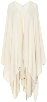 The Row Hern cashmere-blend cape