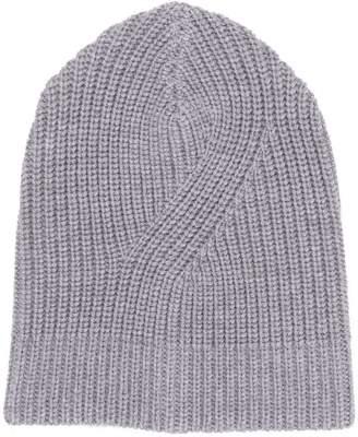 Natural Selection ribbed knit beanie
