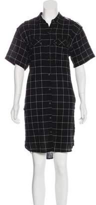 Current/Elliott Knee-Length Shift Dress