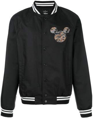 Marcelo Burlon County of Milan Mickey bomber jacket