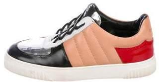 Proenza Schouler Lace-Up Low-Top Sneakers