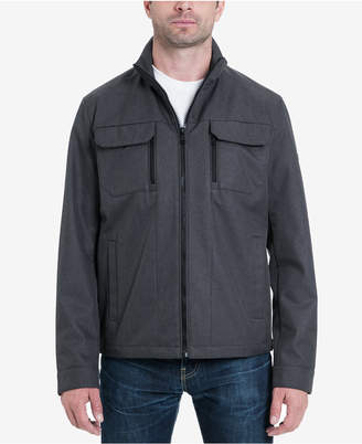 Michael Kors Men's Big & Tall Guilford Soft Shell Jacket, Created for Macy's