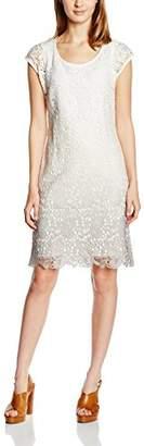 Betty Barclay Women's Short Sleeve Dress - Multicoloured