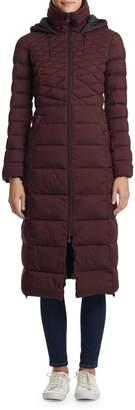 Bernardo Ecoplume Long Walker Coat