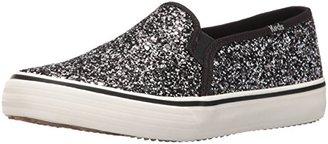 Keds Women's Double Decker Glitter Fashion Sneaker $59.99 thestylecure.com