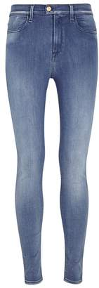 Replay Blue Touch Skinny Jeans