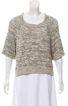 3.1 Phillip Lim Lightweight Short Sleeve Sweater