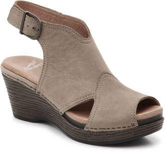 Dansko Vanda Wedge Sandal - Women's