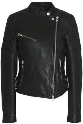 Muu Baa Muubaa Quilted Leather Biker Jacket
