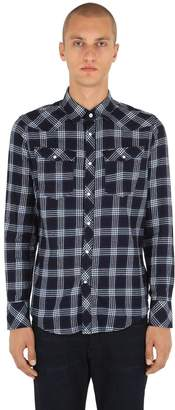 G Star G-Star 3301 Cotton Flannel Shirt