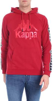 Kappa 222 Banda Hurtado Cotton Blend Sweatshirt