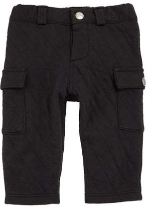 Petit Bateau Tarde Quilted Cargo Pants, Baby Boy 3-36 Months