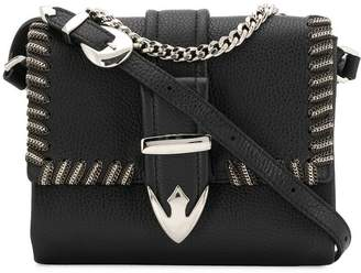 Orciani chain detail shoulder bag