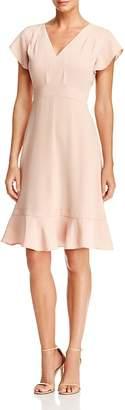 nanette Nanette Lepore Flutter Sleeve Dress $149 thestylecure.com