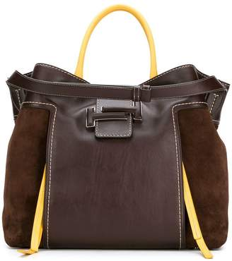 Tod's Double T shopper tote