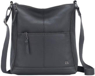 The Sak 107528SLA Lucia Zip Top Crossbody