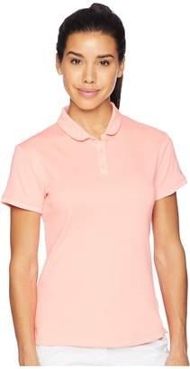 Nike Dry Polo Short Sleeve Texture Women's Clothing