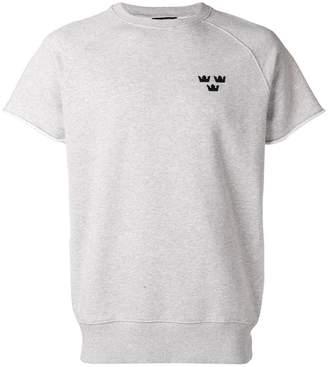 Ron Dorff Crown short sleeve sweatshirt