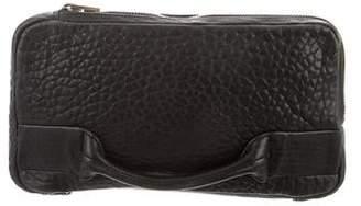 Alexander Wang Dumbo Leather Clutch