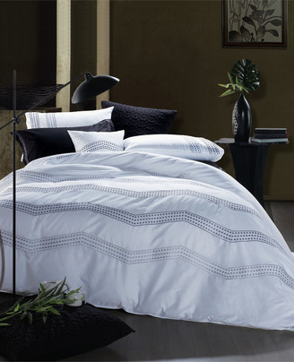 Melange Home Vail Duvet Set